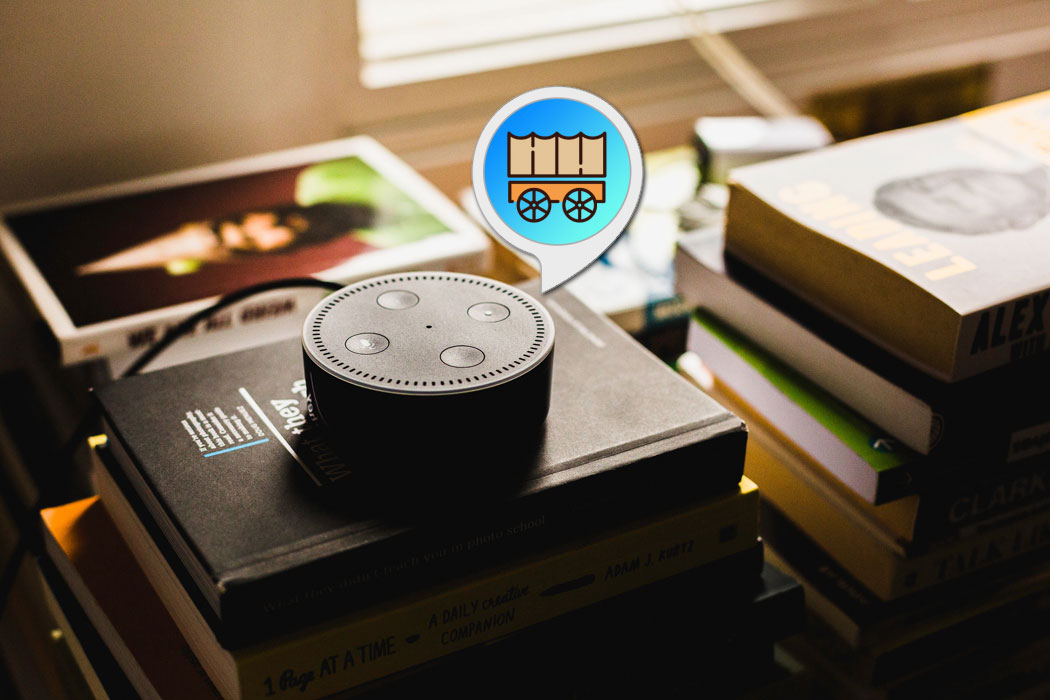 Alexa skill development from scratch: the Oregon Trail game
